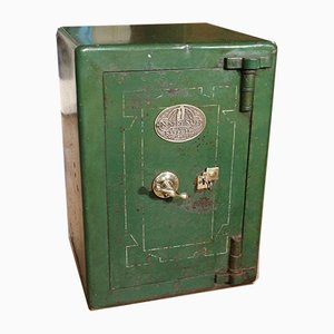 Antique English Safe from Sentry