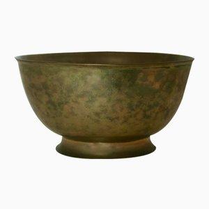 Bronze Bowl by Geoffrey Bawa, 1970s