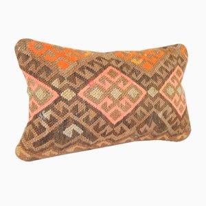 Decorative Embroidered Kilim Cushion Cover