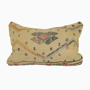 Ethnic Turkish Lumbar Cushion Cover
