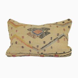 Ethnic Turkish Lumbar Cushion Cover