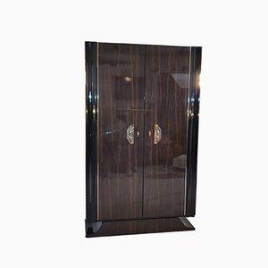 Art Deco Style Macassar Cabinet Luxury Furniture