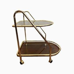 Golden Bar Cart, 1960s