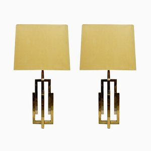 Table Lamps by Romeo Rega, 1970s, Set of 2