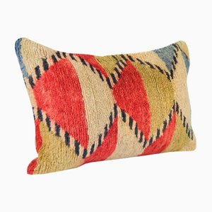 Shaggy Tulu Cushion Cover