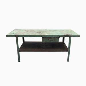 Industrial French Worktable, 1960s
