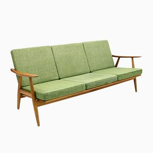 Model GE 270 Sofa by Hans J. Wegner for Getama, 1960s