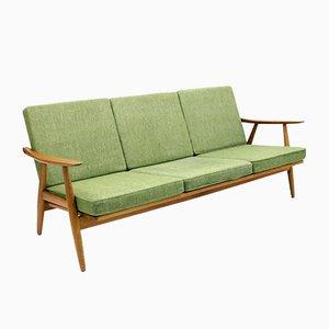 Model GE 270 Sofa by Hans J. Wegner for Getama, 1960s