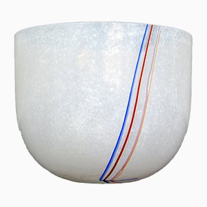 Swedish Glass Model Rainbow Vase by Bertil Vallien for Kosta Boda, 1980s