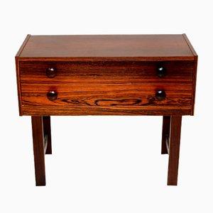 Swedish Rosewood Dresser, 1960s
