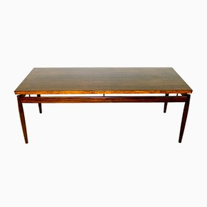 Danish Rosewood Coffee Table by Grete Jalk for France & Søn / France & Daverkosen, 1960s