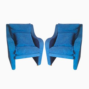 Vintage Lounge Chairs from Cinova, Set of 2
