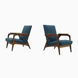Teak Armchairs from TopForm, 1960s, Set of 2