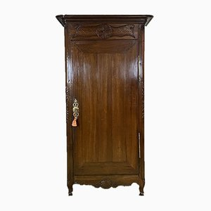 18th Century Oak Wardrobe
