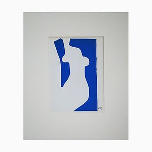 Venus Lithograph in Colors after Henri Matisse, 1961