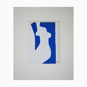 Venus Lithographie in Farben nach Henri Matisse, 1961