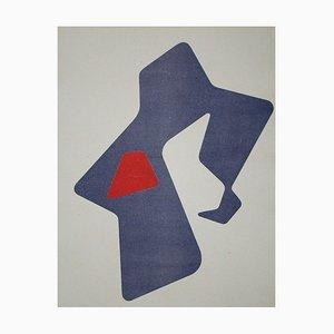 Lithographie par Jean Arp, 1951