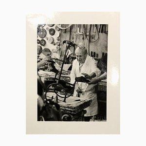 Vintage 12 Fotos von Joan Miro von Clovis Prevost