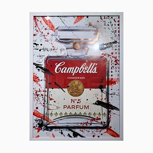 Vintage Campbell's N5 Silkscreen by Aiiroh
