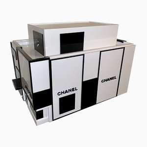 Chanel Bright Explosion Sculpture by Kidult, 2018
