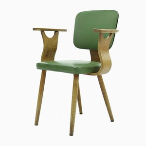 Mid-Century Dining Chairs by Cor Alons for Gouda den Boer, 1950s, Set of 10