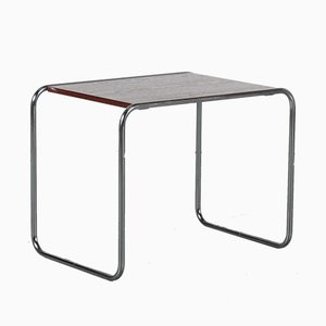 Vintage Italian Model B9 Side Table by Marcel Breuer for Gavina, 1970s