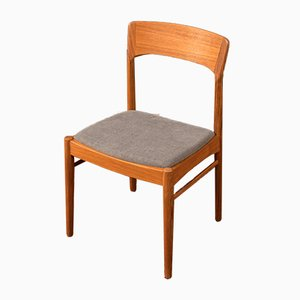 Dining Chairs from K. S. Møbler, 1960s, Set of 5