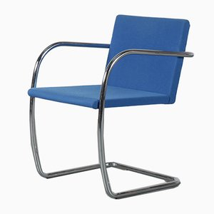 Vintage American BRNO Chair by Mies van der Rohe for Knoll, 1970s