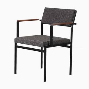 Mid-Century Dutch Japanese Series Chair by Cees Braakman for Pastoe, 1950s