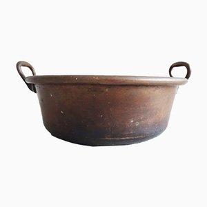 Grand Pot en Cuivre, France, 1930s