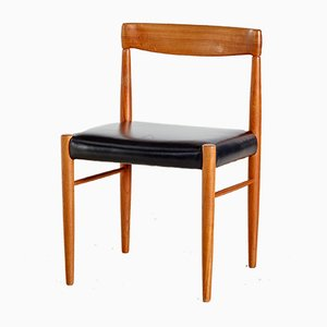 Teak Dining Chairs by Henry Walter Klein for Bramin Møbler, 1960s, Set of 4