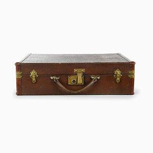Holz und Leder Koffer, 1920er
