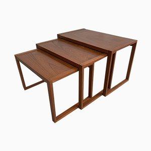 Vintage Danish Nesting Tables