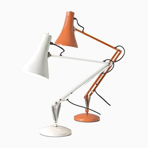 English Anglepoise Table Lamps by Herbert Terry for Herbert Terry & Sons, 1960s, Set of 2