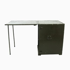 Military Portable Mobile Field Desk, 1960s