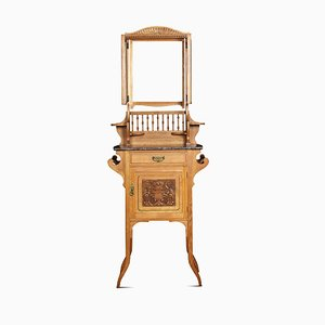 Antique Arts and Crafts Cabinet