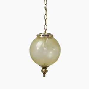 Vintage Ceiling Ball Lamp