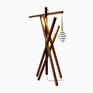 Ninho Floor Lamp by Studio Mameluca, Brazil, 2018