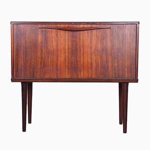 Mid-Century Rosewood Bar Table, 1960s