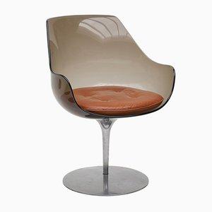 Esszimmerstühle von Estelle und Erwine Laverne für Formes Nouvelles, 1960er, 4er Set