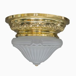 Antique Ceiling Lamp, Vienna, 1890s