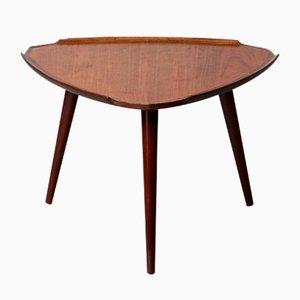 Vintage Teak Coffee Table, 1960s
