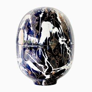 Egg Vessel Milky Way von Maria Joanna Juchnowska