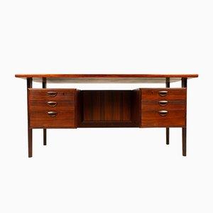 Danish Rosewood FM60 Desk by Kai Kristiansen for Feldballes Møbelfabrik, 1960s