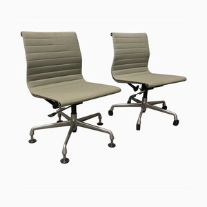 Adjustable Desk Chairs by Charles & Ray Eames for Vitra, 1970s, Set of 2