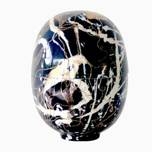 Egg Vessel Milky Way by Maria Joanna Juchnowska