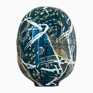 Egg Vessel Deep Ocean by Maria Joanna Juchnowska