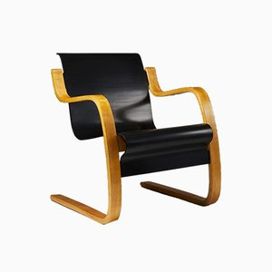 Little Paimio Model Number 42 Armchair by Alvar Aalto for Artek, Finland, 1930s