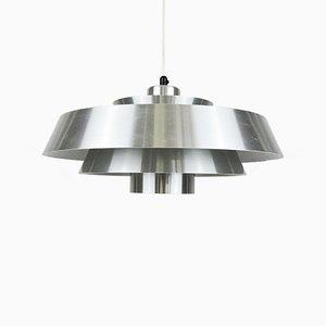 Mid-Century Danish Nova Pendant Lamp by Jo Hammerborg for Fog & Mørup, 1960s