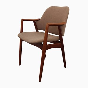Mid-Century Desk Chair by Alf Svensson for Dux, 1960s